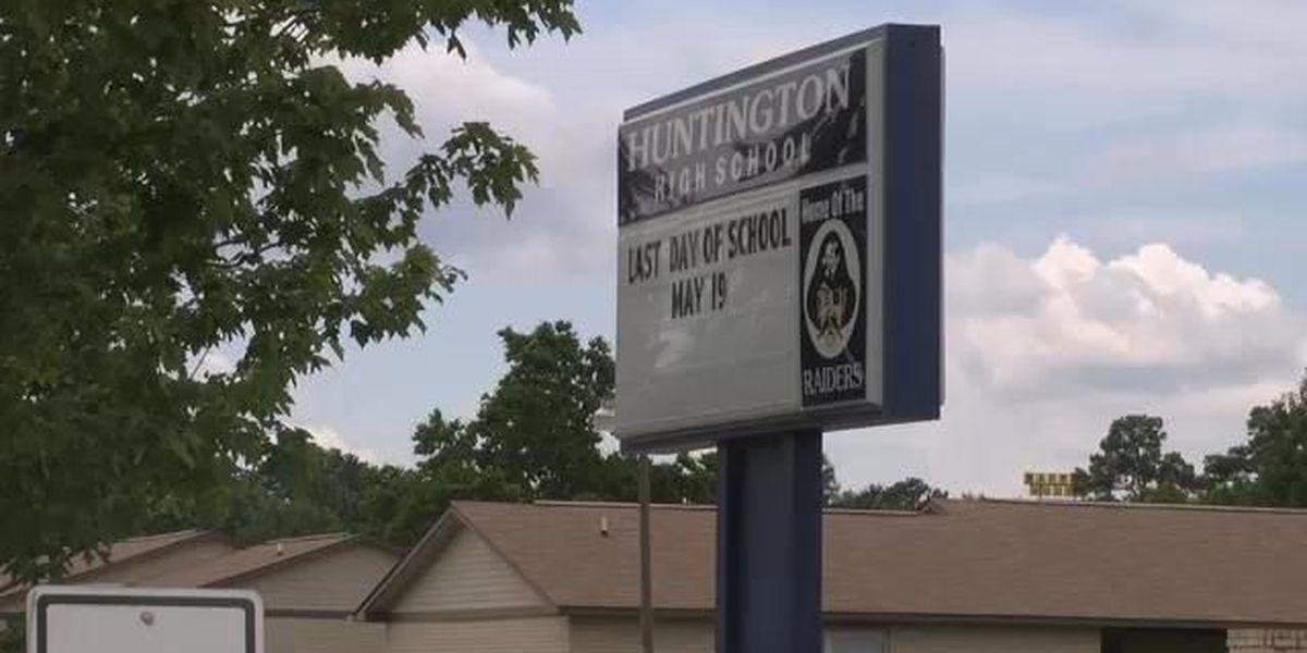 Shreveport's Huntington High School closed for Monday