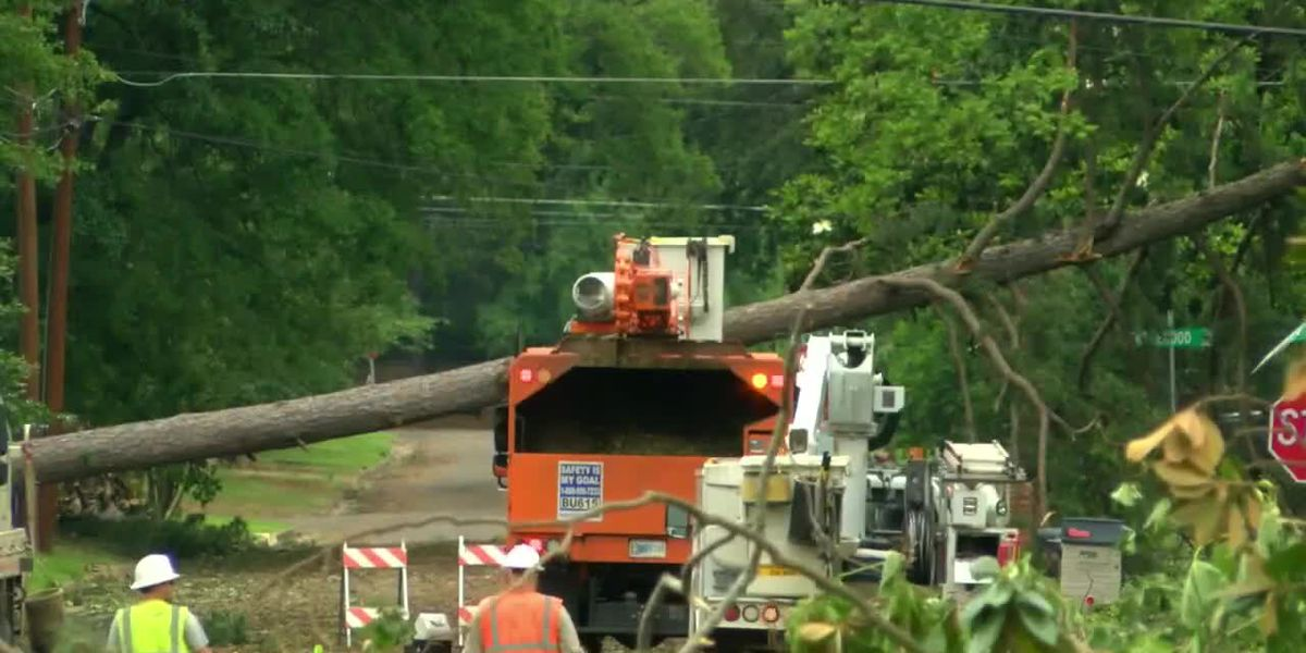 East Texas emergency management coordinators brace for potential storm