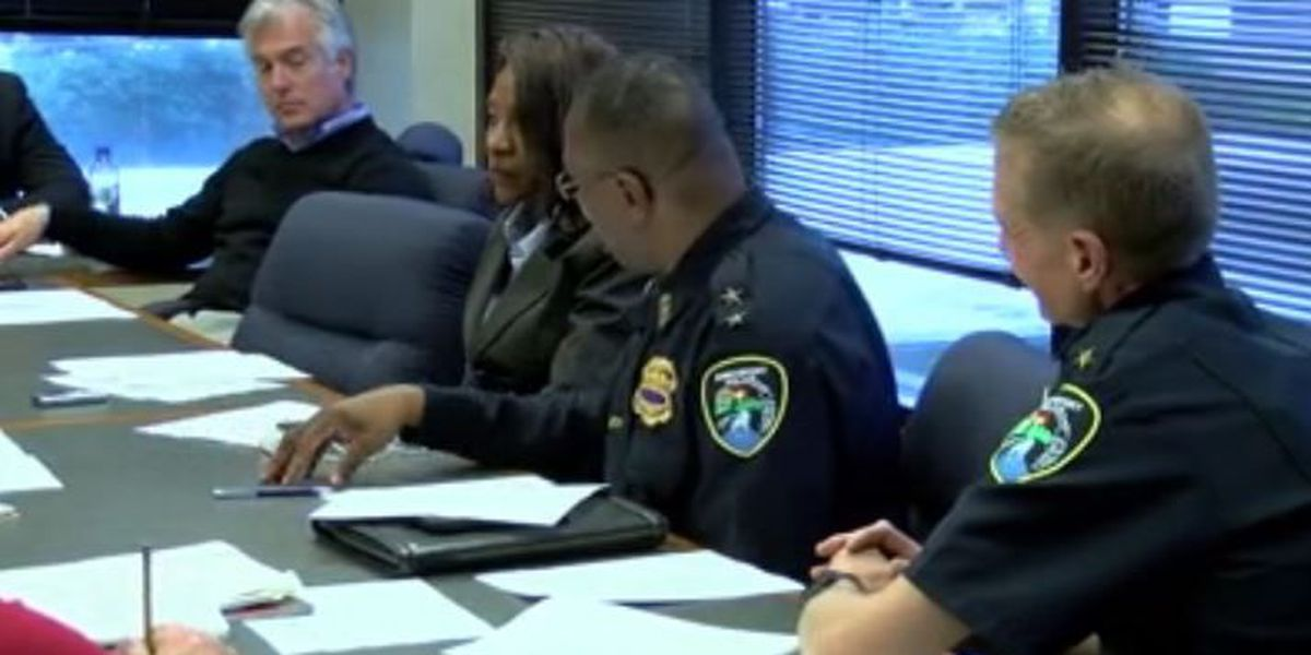 Shreveport officials quiz police chief about crime-fighting plans
