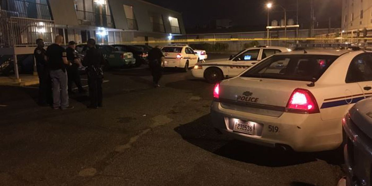 Police ID man killed in shooting at W. Shreveport motel