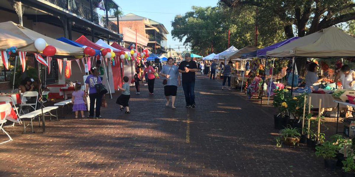 Natchitoches Farmers Market opens for fall season