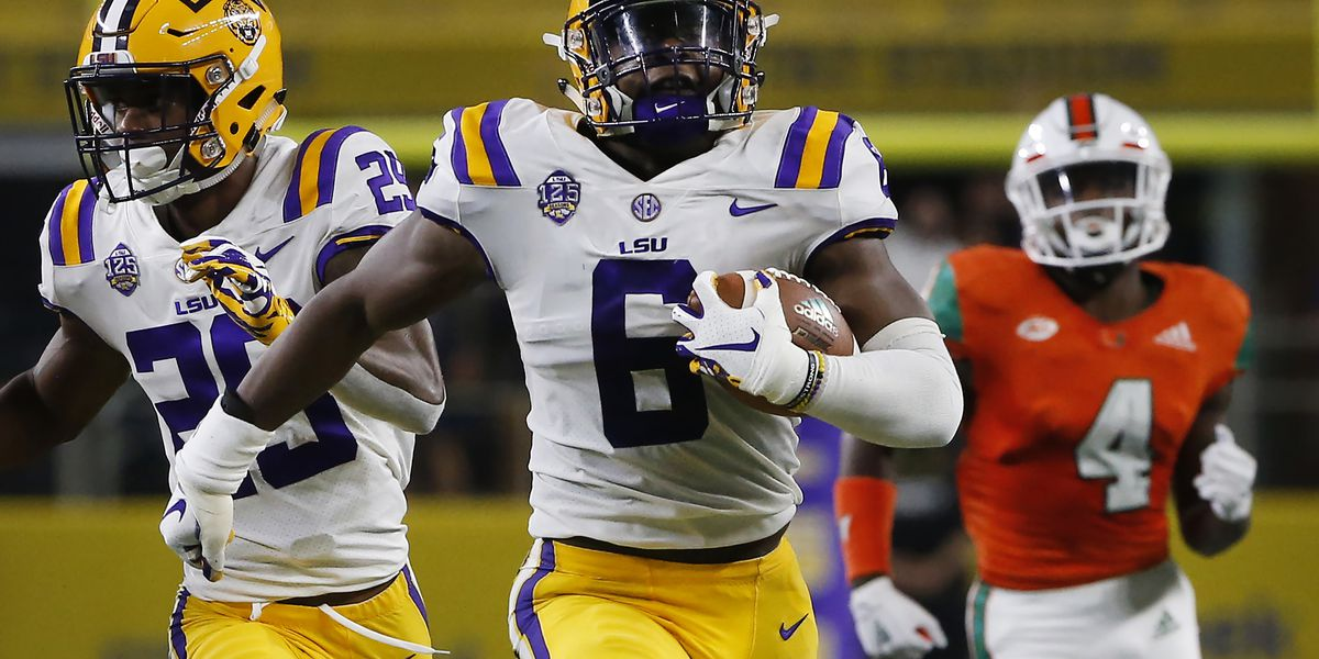 LSU's Phillips, Tracy named SEC Players of the Week