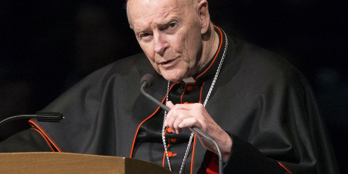 Vatican defrocks former American Cardinal McCarrick over sex abuse