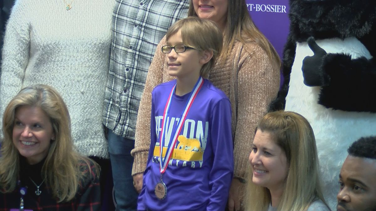 Children's Miracle Network names ArkLaTex hospital's 'champion'