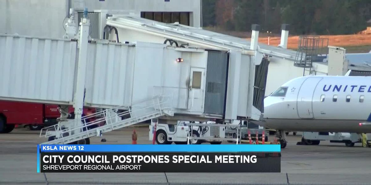 It's been years since some plane passenger bridges have been inspected, Shreveport airports director says