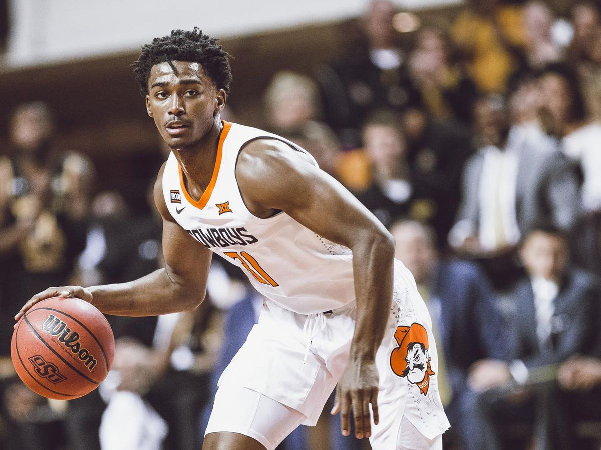 Jefferson native Dee Mitchell surprised with scholarship from Oklahoma State basketball