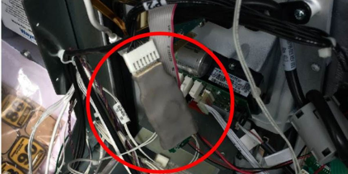 Marshall police warn citizens about new gas pump skimmers