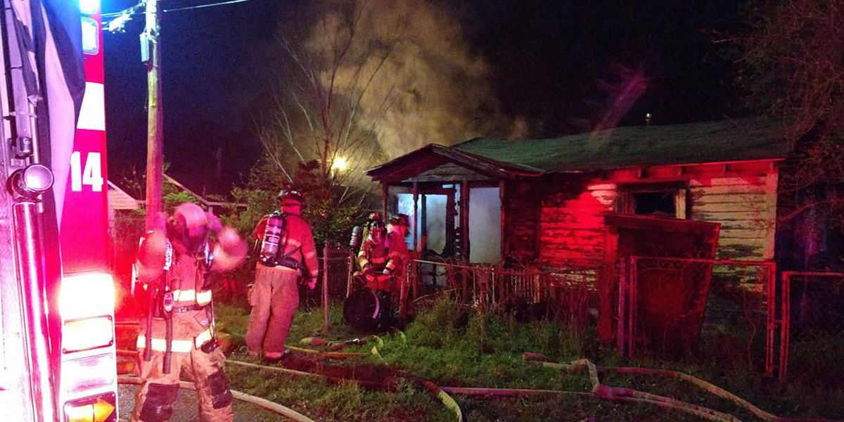 SFD investigates vacant house fire
