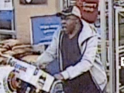Police seek help identifying beer theft suspect