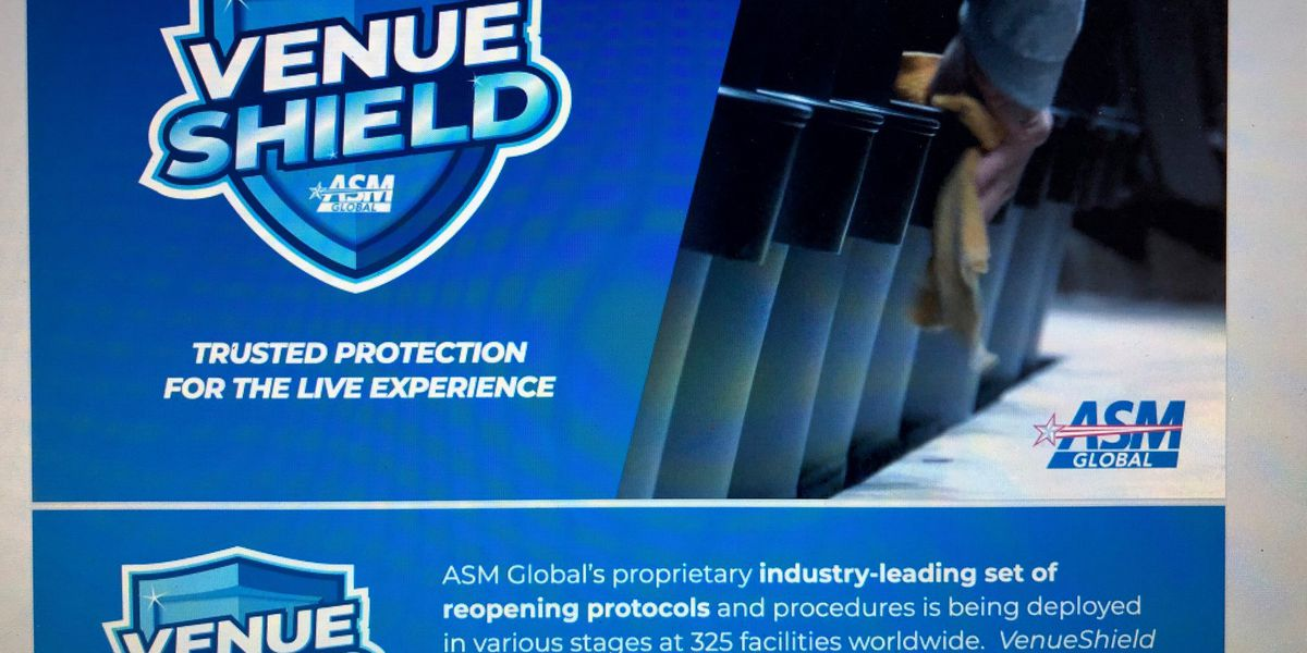 Superdome officials unveil COVID safe plan