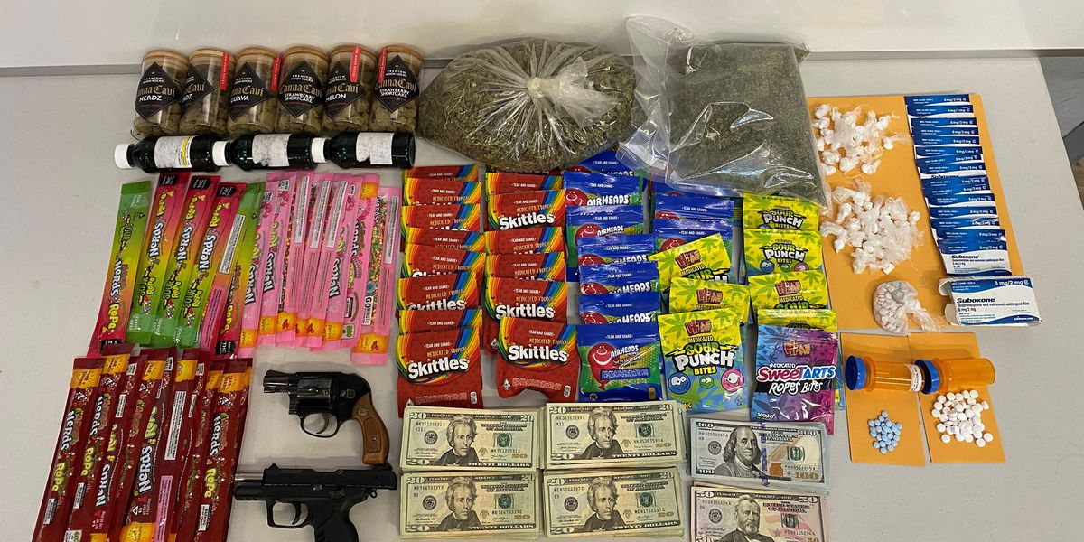 Agents seize drugs made to look like popular candies