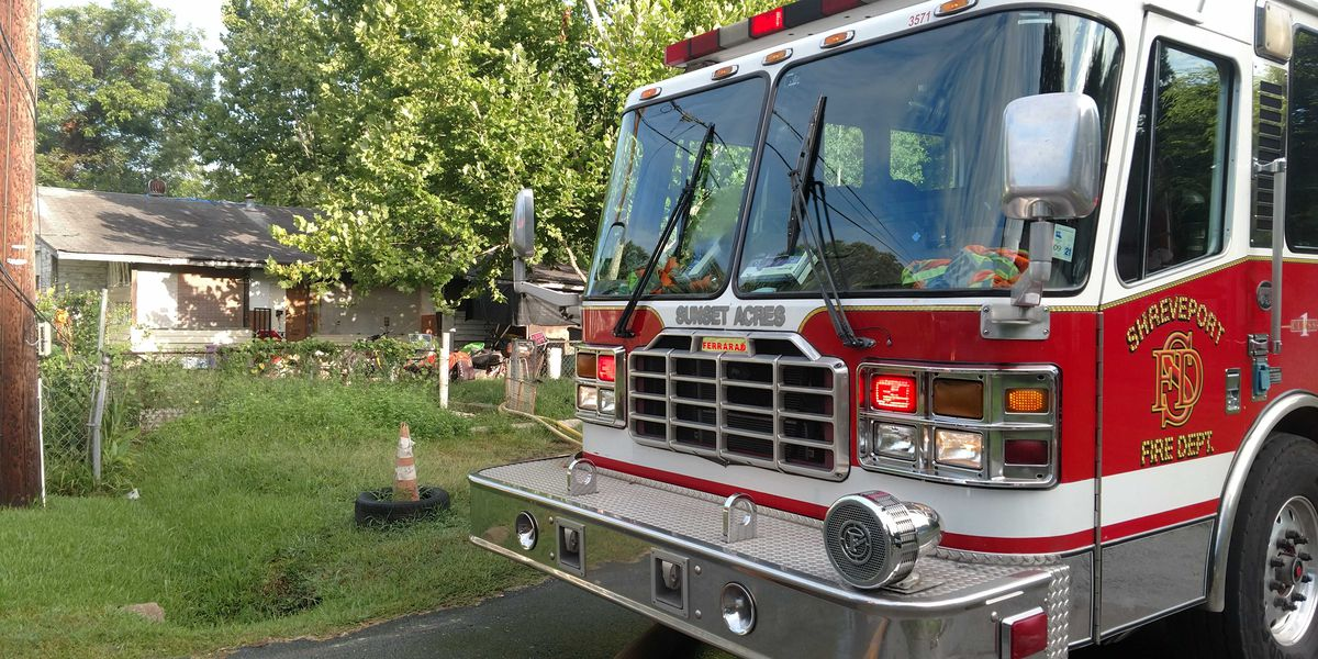 SFD puts out blaze at Sunset Acres home