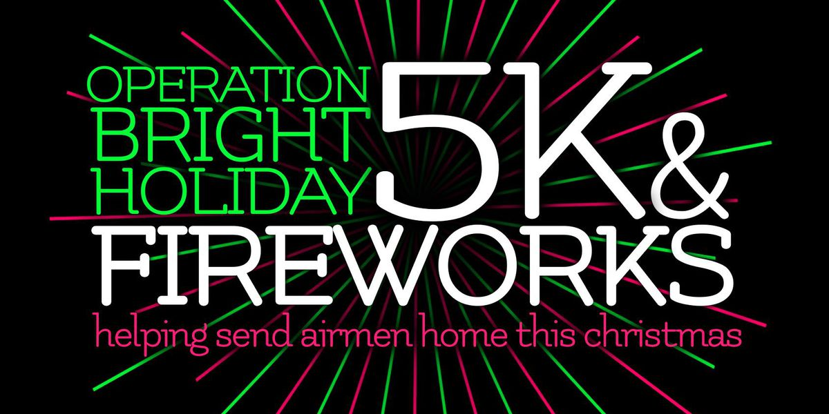 Nighttime 5K planned to support Operation Bright Holiday