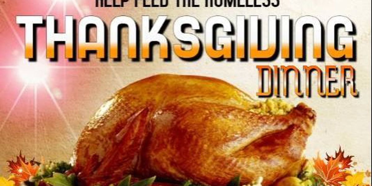 Shreveport hotel to host homeless Thanksgiving meal
