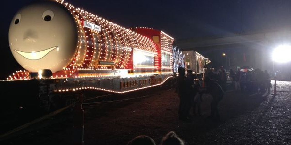 7th annual KCS Holiday Express to make stop in Shreveport