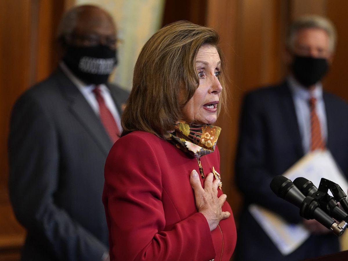 Democrats to redraft virus relief in bid to jump-start talks