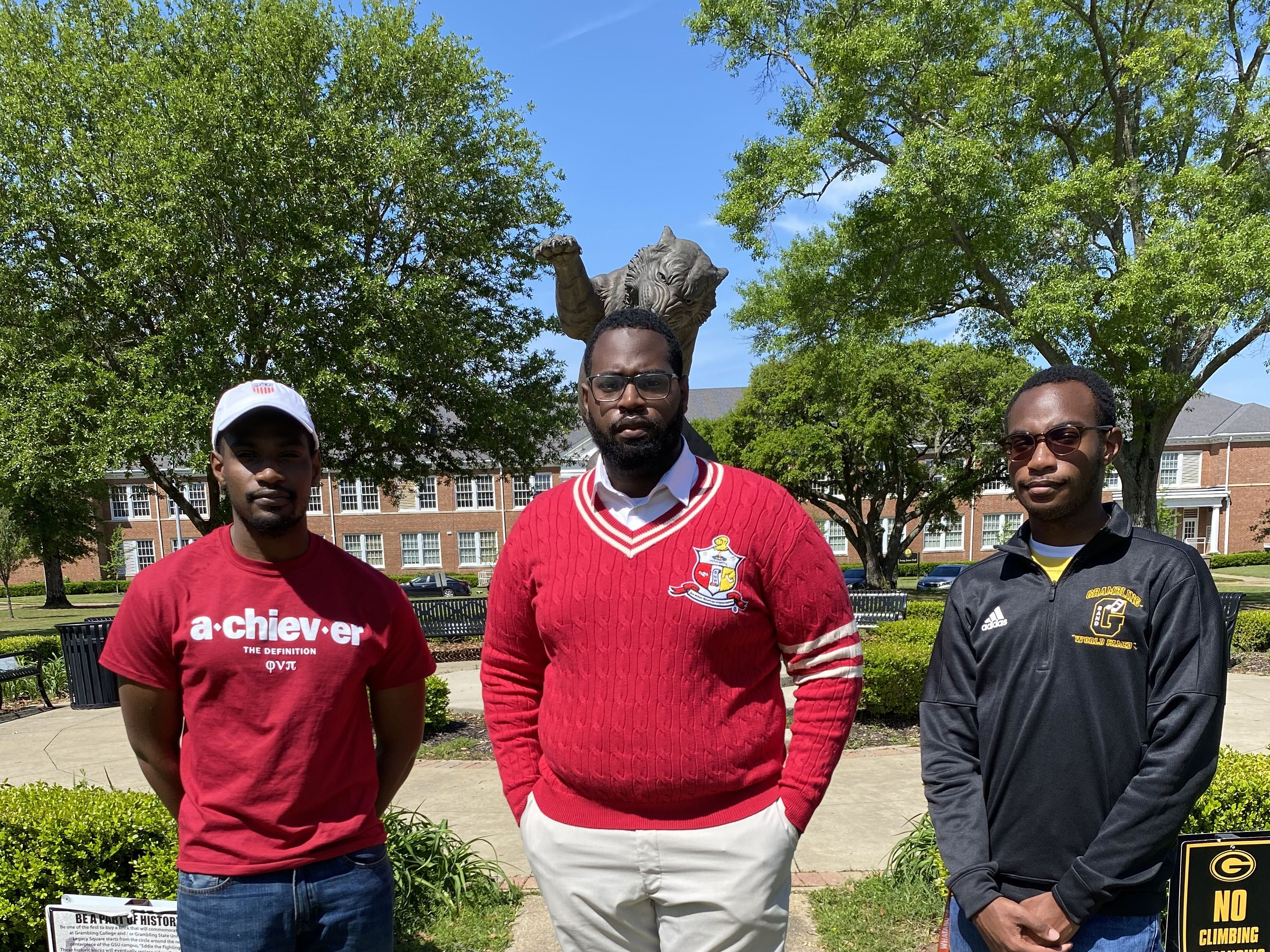 Fraternal triplets set to graduate from Grambling State University