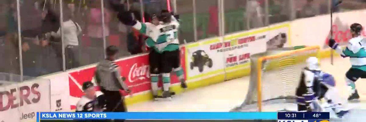 The Shreveport Mudbugs picked up the 2-1 series win over the Lone Star Brahmas