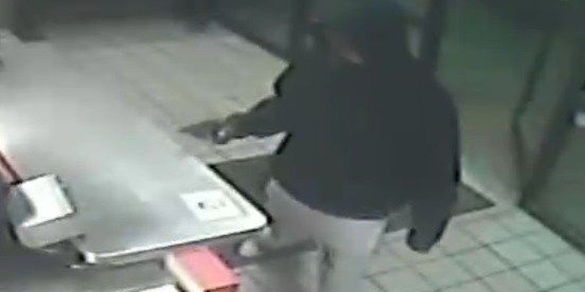 BCPD seek suspect in attempted pizza place armed robbery