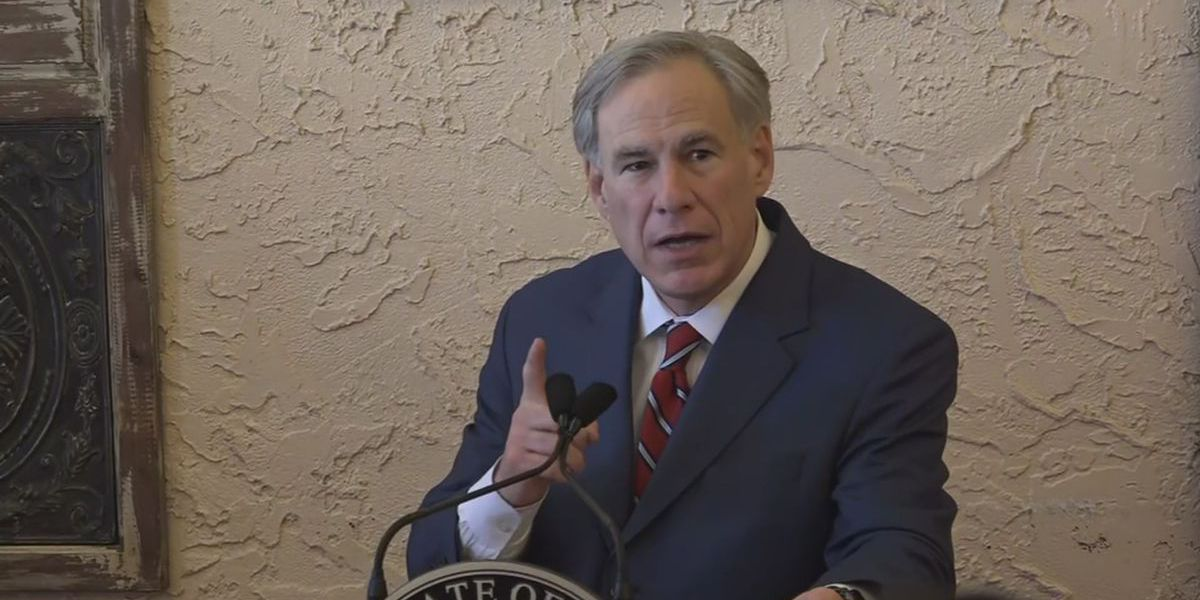 Gov. Abbott issues statement as CDC, FDA recommend 'pausing' Johnson & Johnson vaccine after reports of blood clots