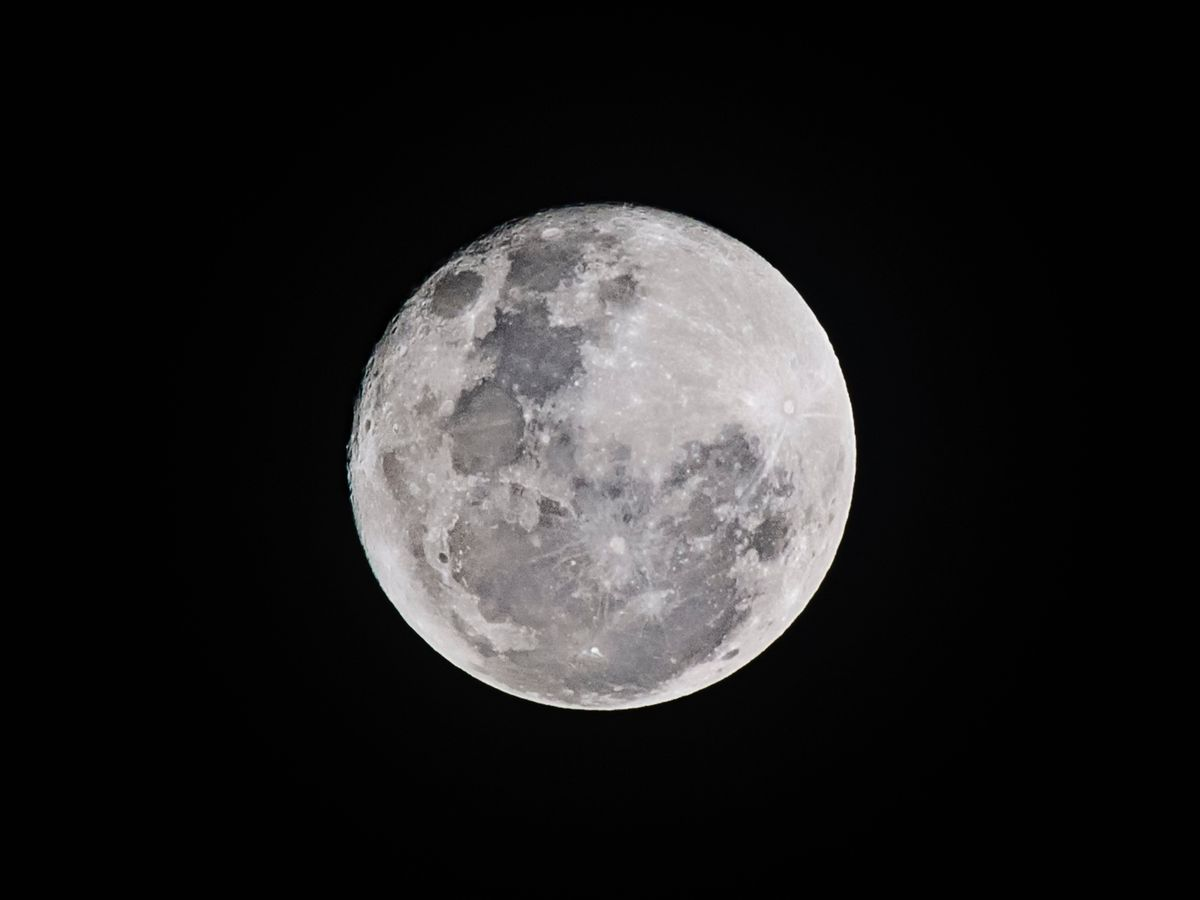 Last full moon of the decade happening at 12:12 a.m. (EST) on 12/12