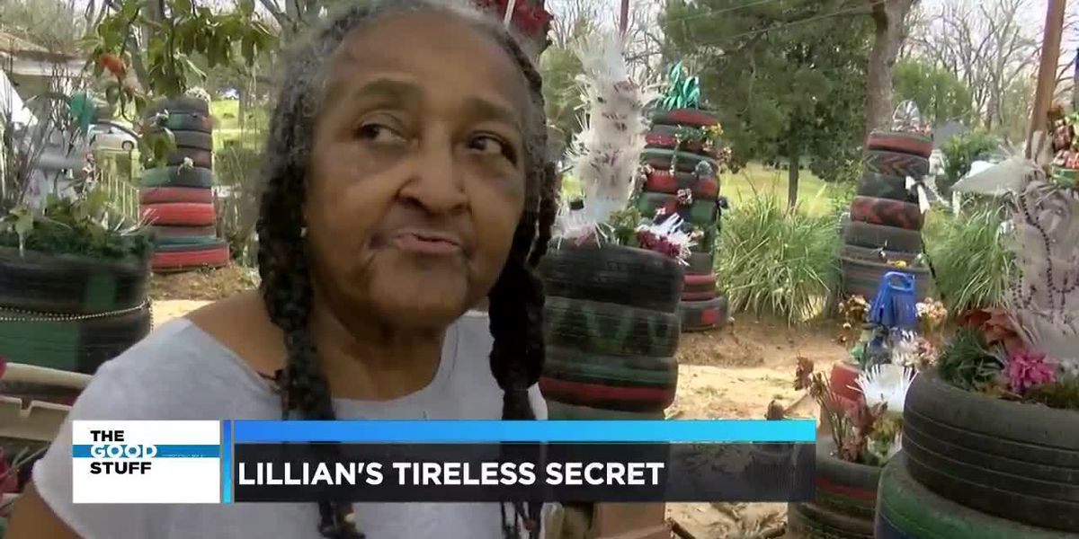 The Good Stuff: Lillian's tireless secret