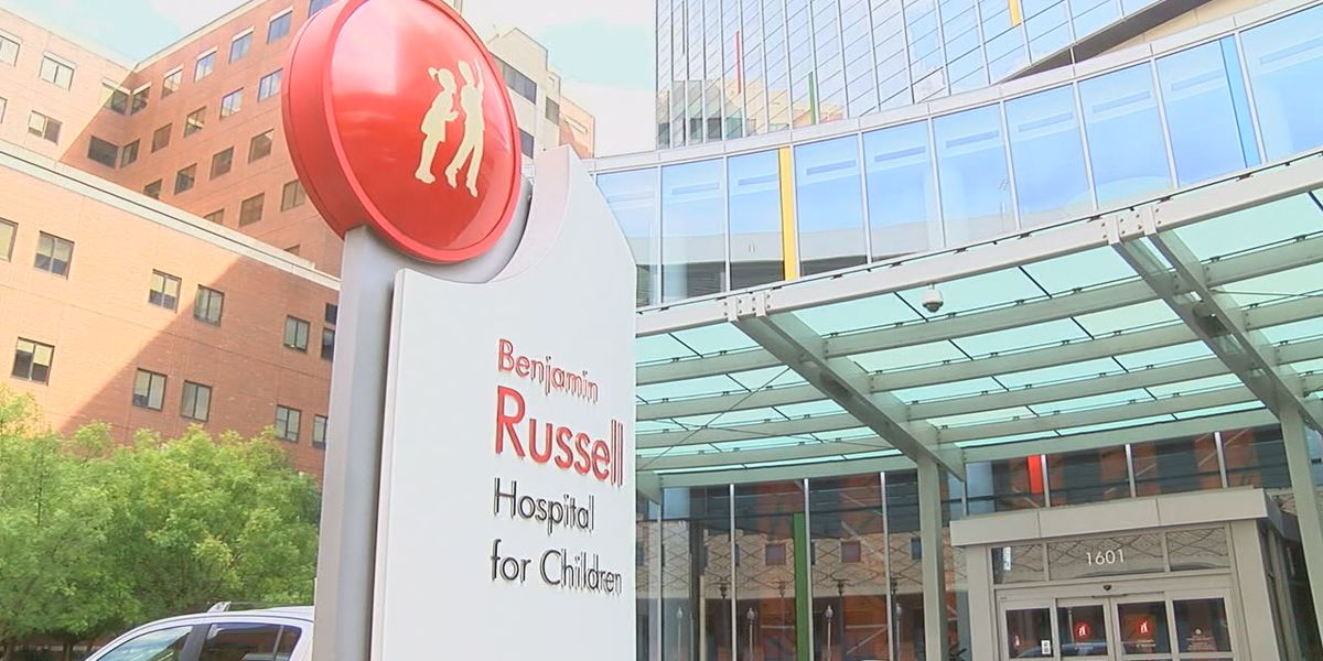 Child dies after falling out of a wagon at Children's of Alabama
