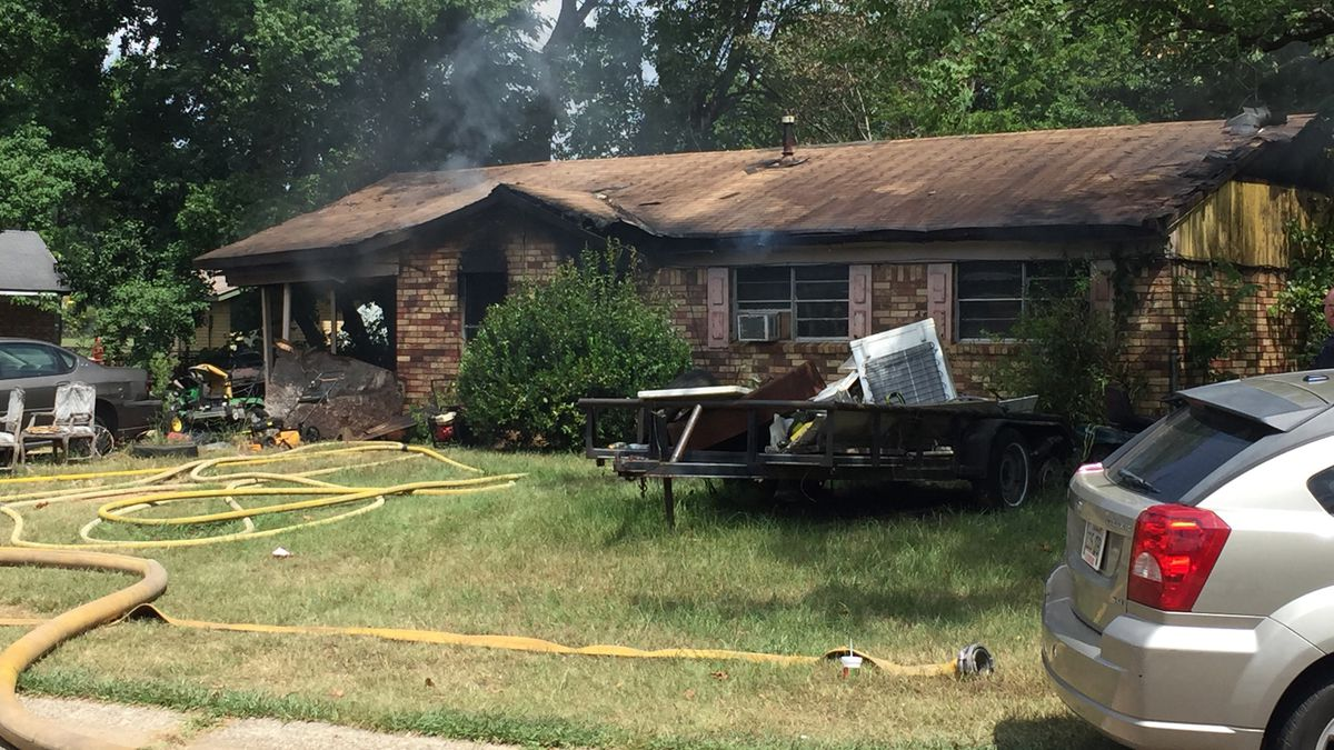 SPD investigating cause of house fire