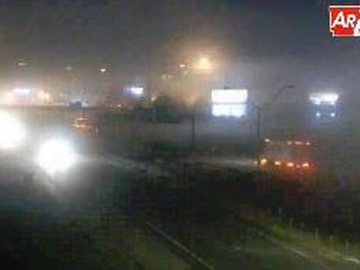 FIRST ALERT: Dense Fog Advisory until 10AM