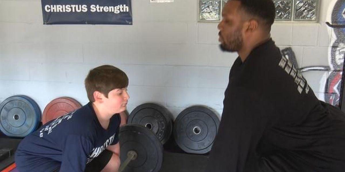 CMN program helps young athletes enhance skills