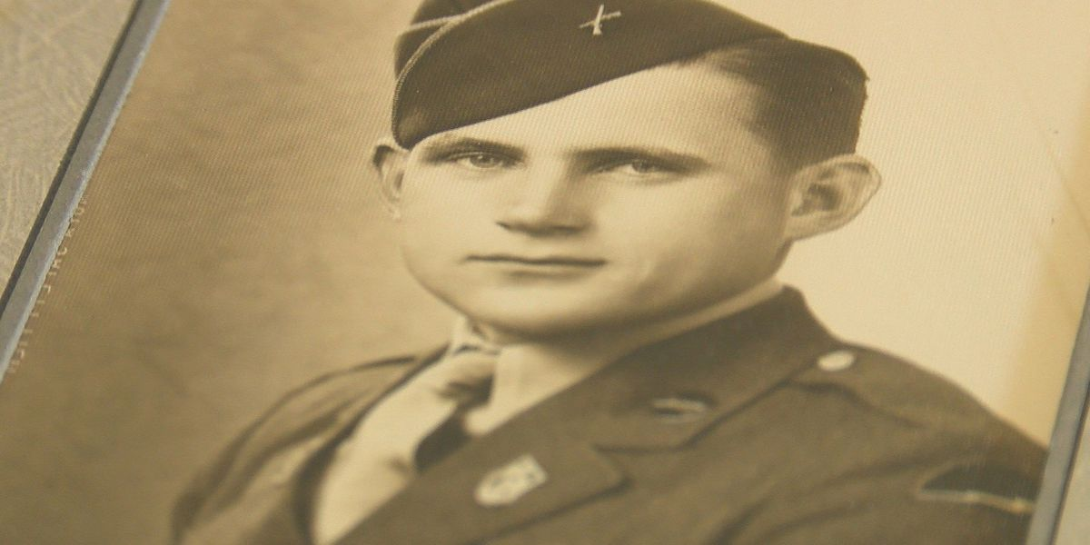 KSLA Salutes: Texas soldier killed during WWII to be buried in hometown Saturday