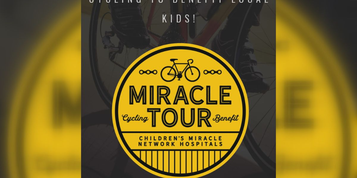 Miracle Tour Cycling event raises thousands for families