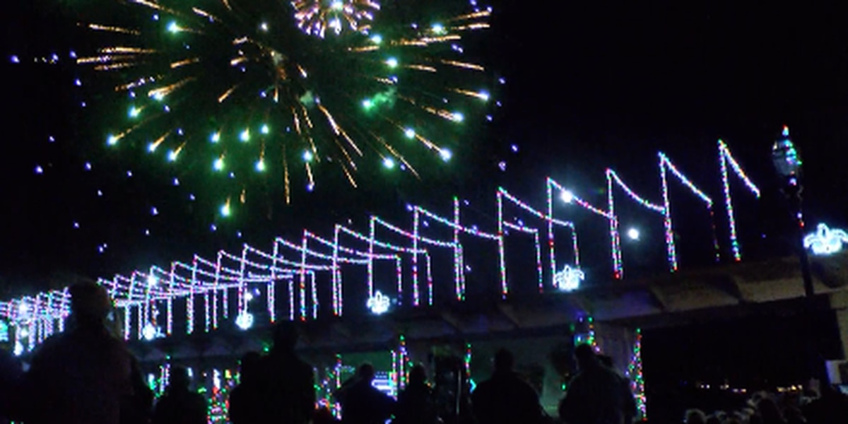 State agencies green light Natchitoches Christmas Festival