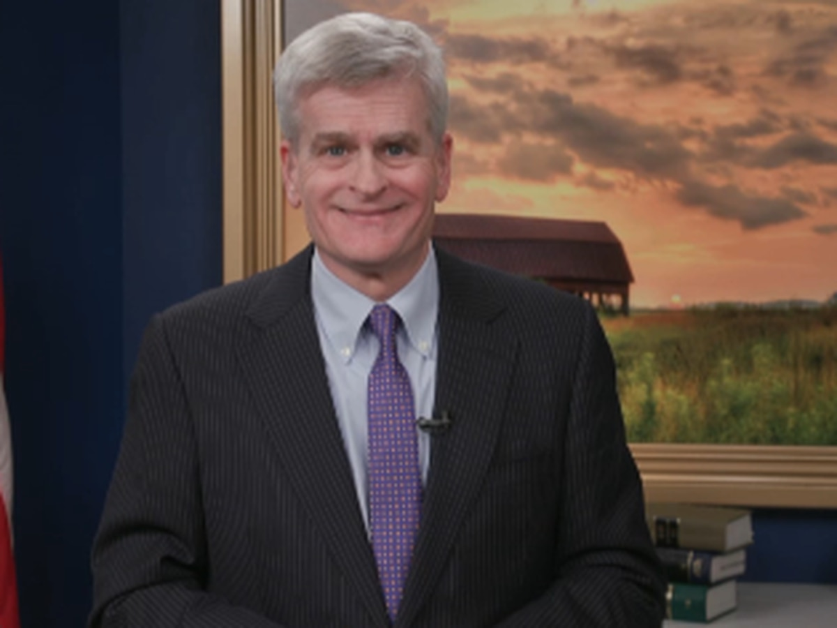 """Sen. Cassidy: """"I am such at peace with that vote"""""""
