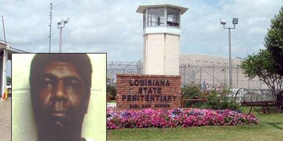 Shreveport serial killer sues over conditions on Angola's death row