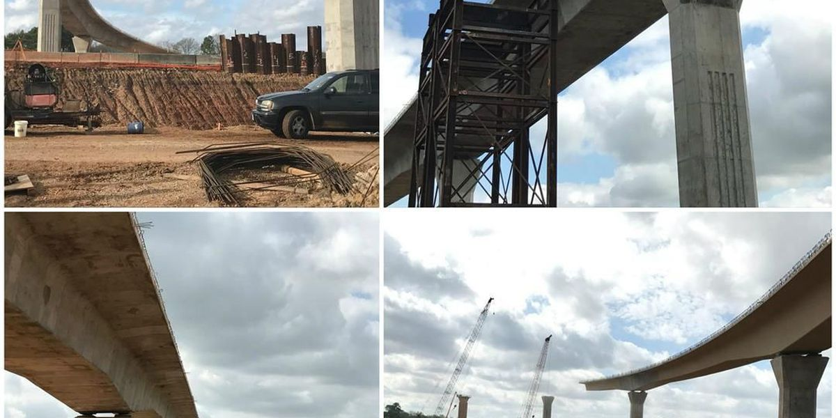 Louisiana to open part of new stretch of I-49 on Wednesday