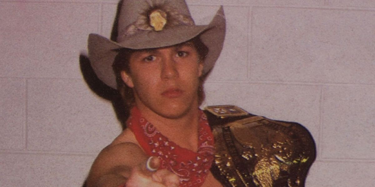 Former pro wrestler with roots in Ark-La-Tex pins his addiction