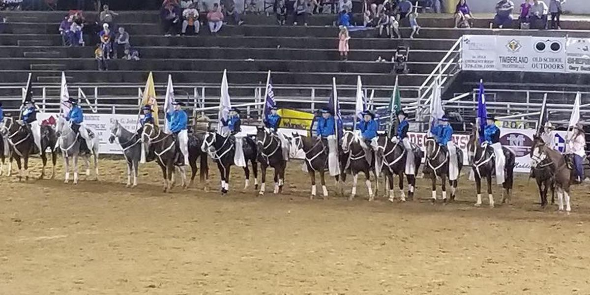 Annual Springhill Rodeo begins Thursday, Sep. 20