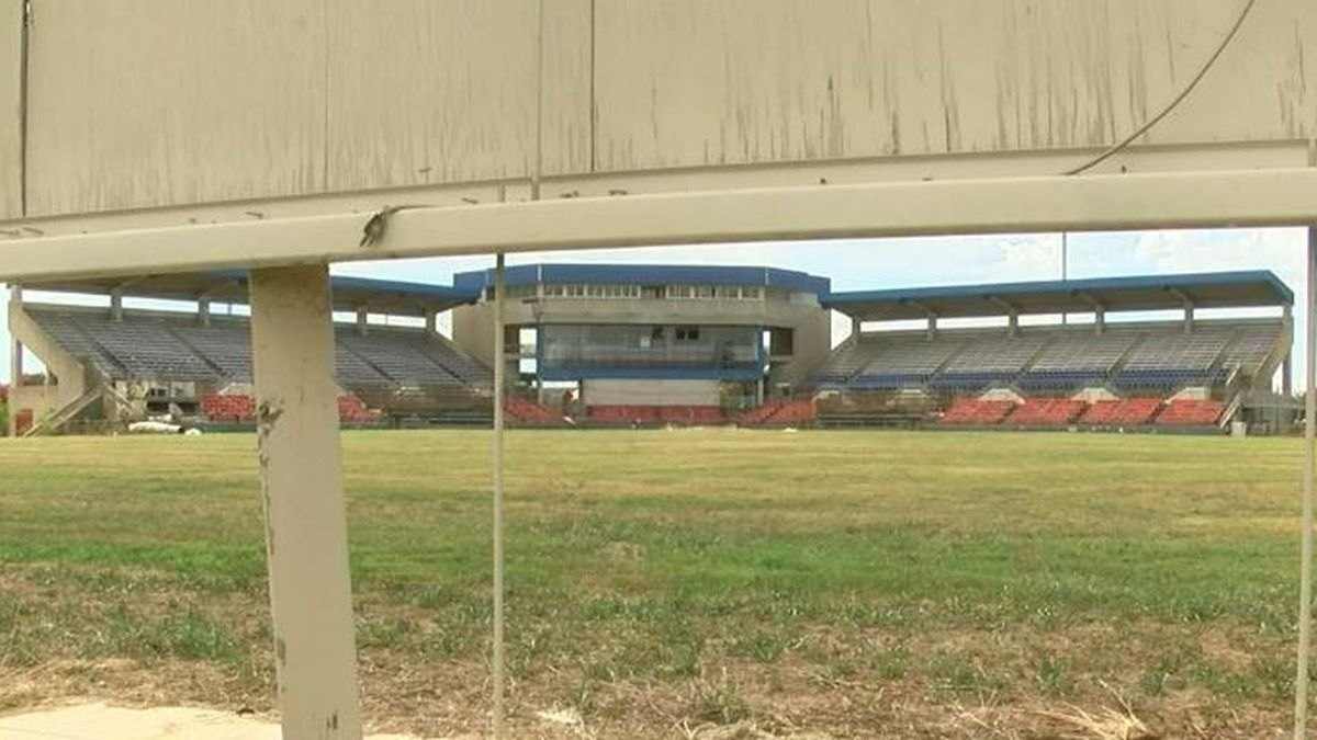 Demolish or restore? Voters to help decide fate of Fair Grounds Field