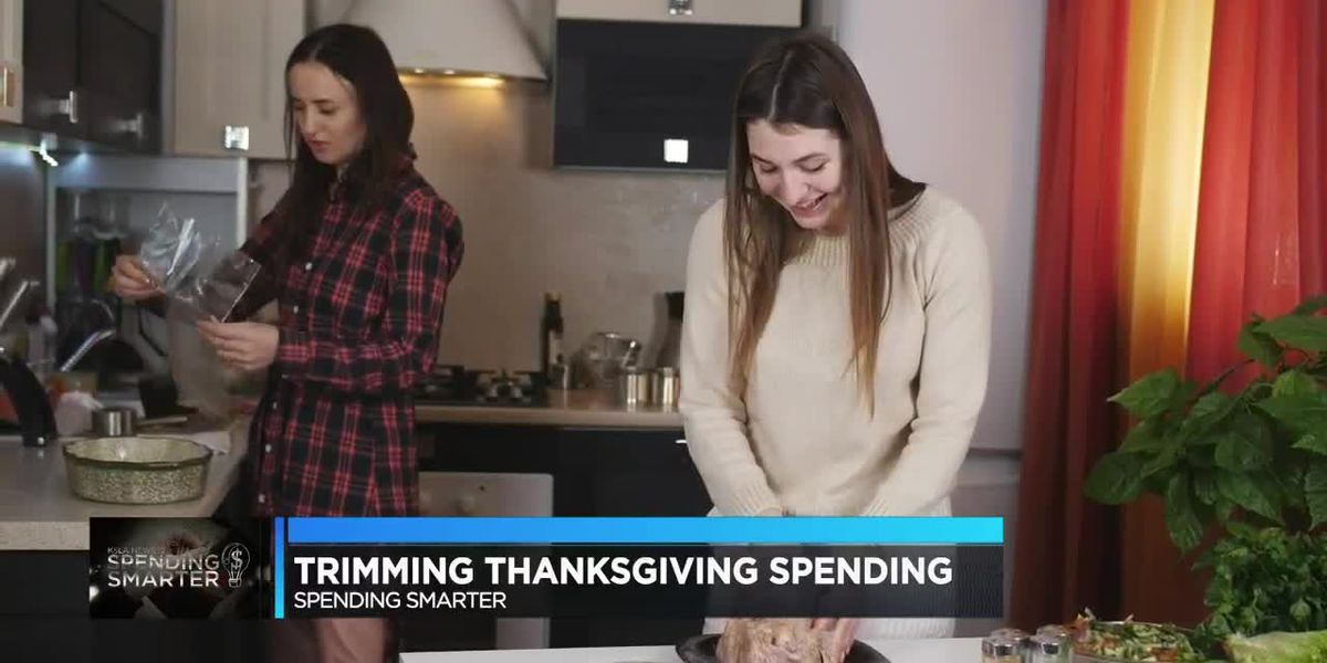 Spending Smarter: Putting together that Thanksgiving meal can be hectic and stressful, especially if you're on a budget