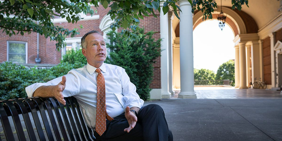 Oregon State places former LSU president F. King Alexander on probation following Husch Blackwell report
