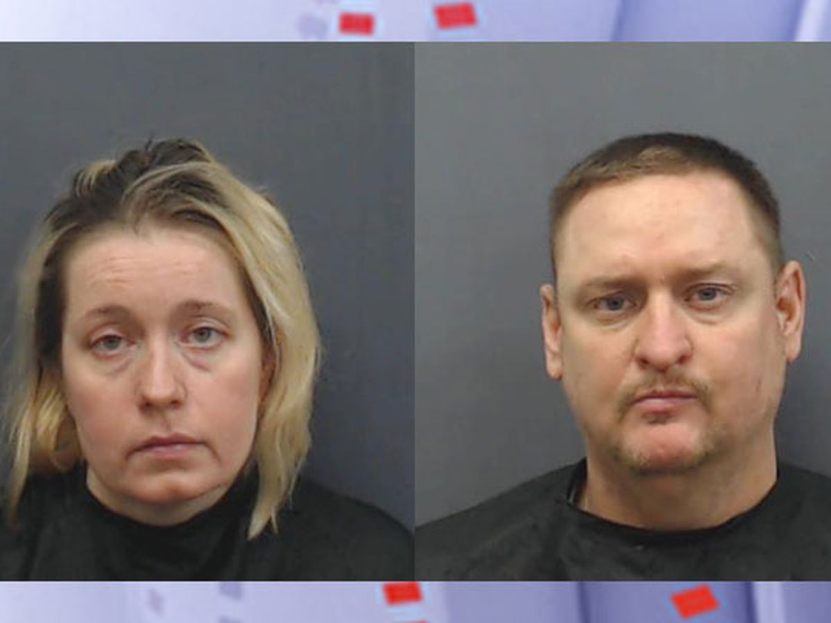 Affidavit: Gladewater couple's toddler was living in home filled with animal feces, urine, trash