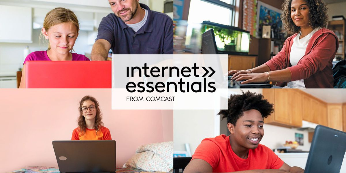 Comcast to offer 'Internet Essentials,' for families and individuals needing internet service