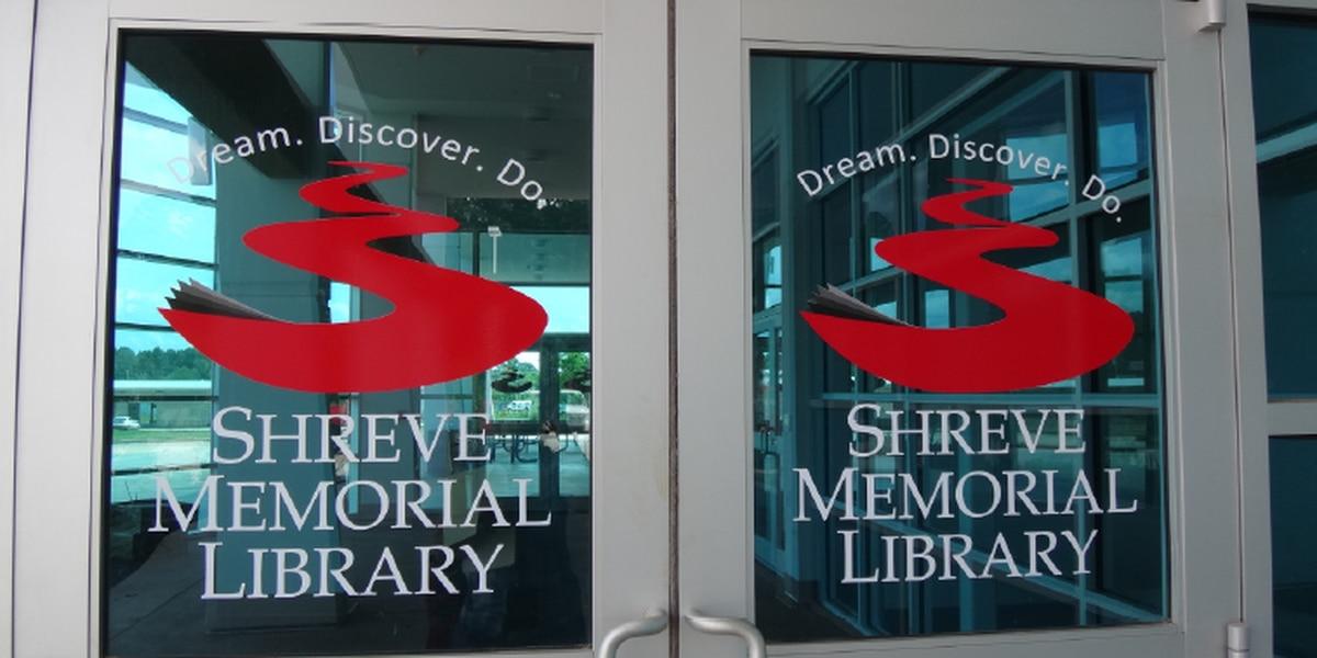 Shreve Memorial Library hosting voter registration drives