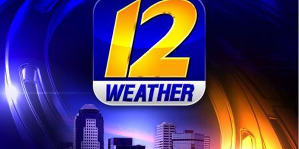 NEW! KSLA StormTracker 12 for iPad