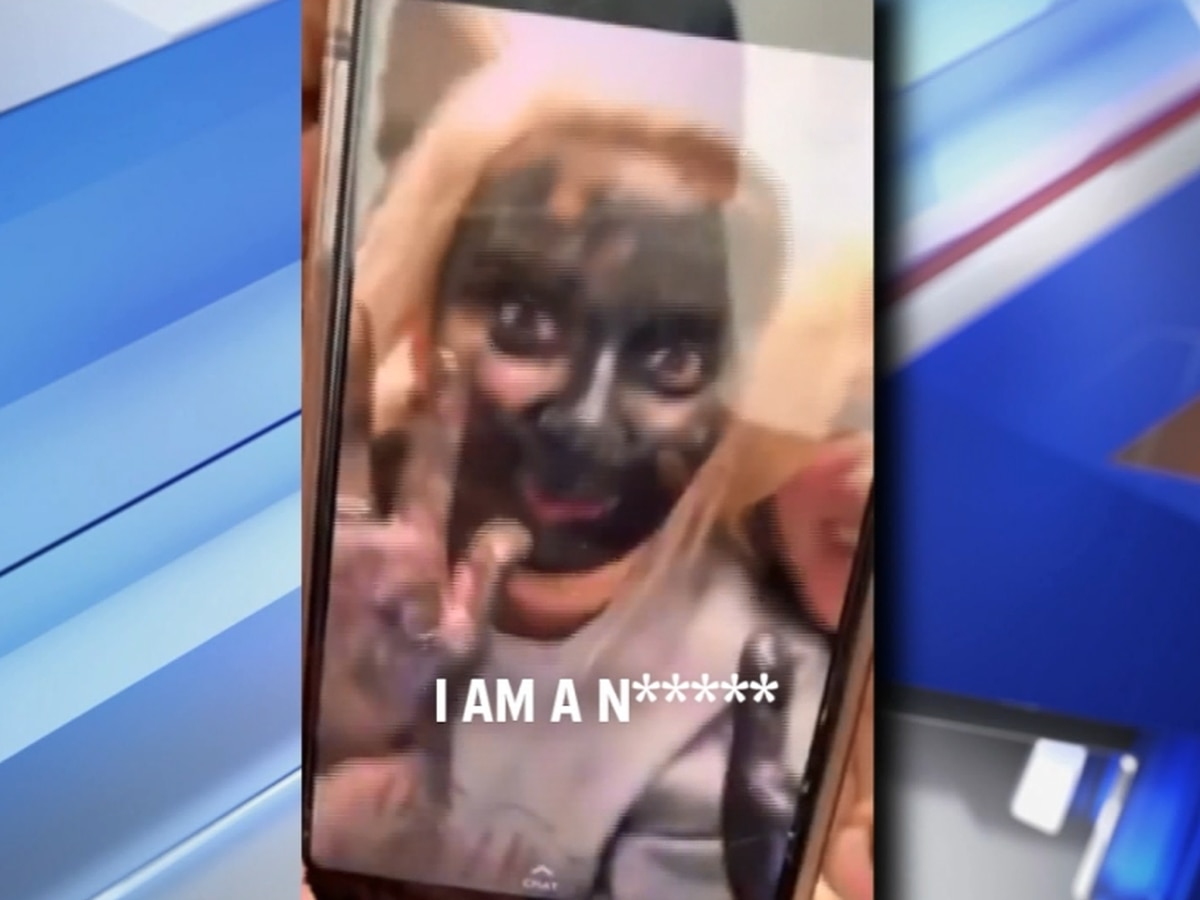'We don't want an apology': University of Oklahoma investigates racist video showing student in blackface