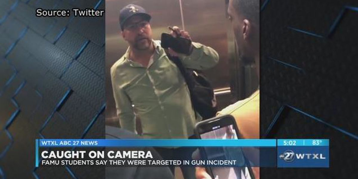 College students 'targeted' during incident with gun at FL apartment complex
