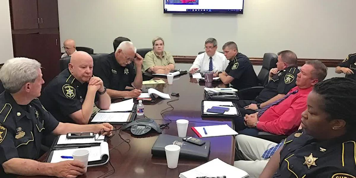 Northwest Louisiana first responders prepare for Tropical Storm Barry