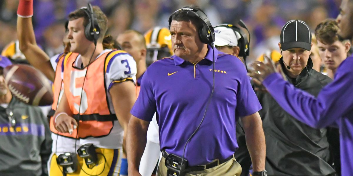 Lunch with Coach O: LSU vs Auburn Preview