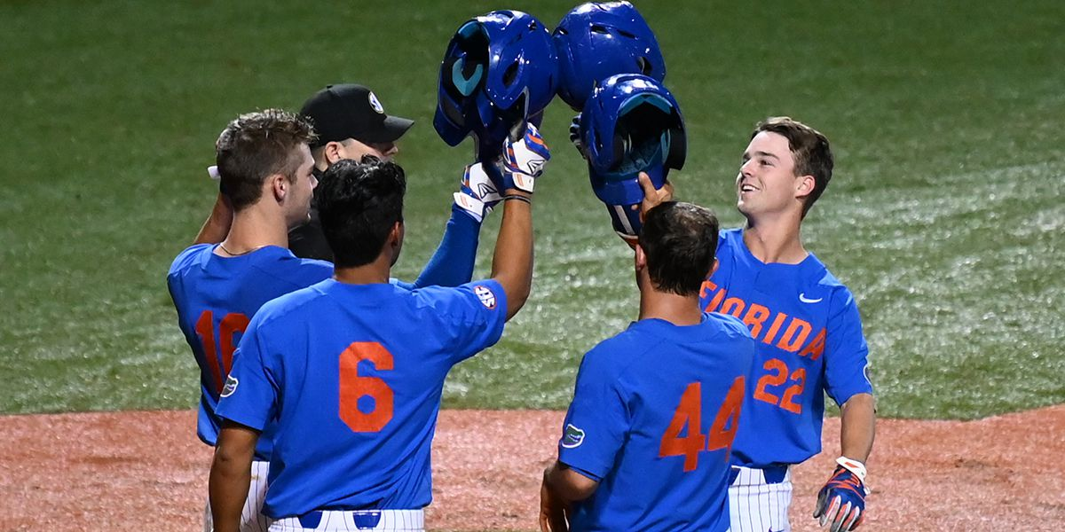 No. 25 Florida powers past No. 10 LSU in Game 1